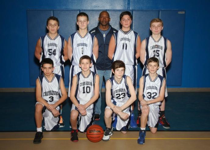 noonan basketball team