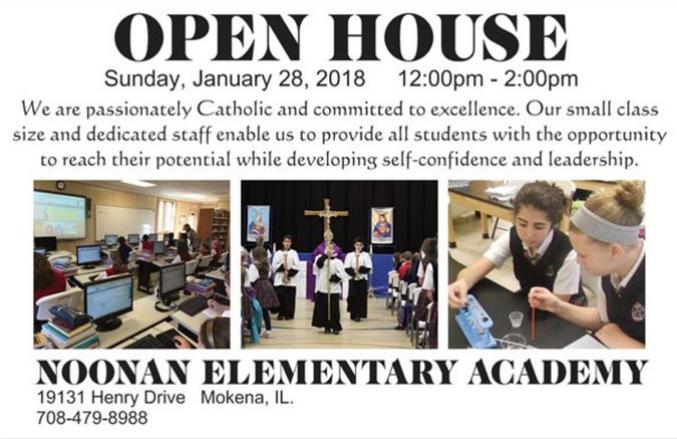 open house noonan