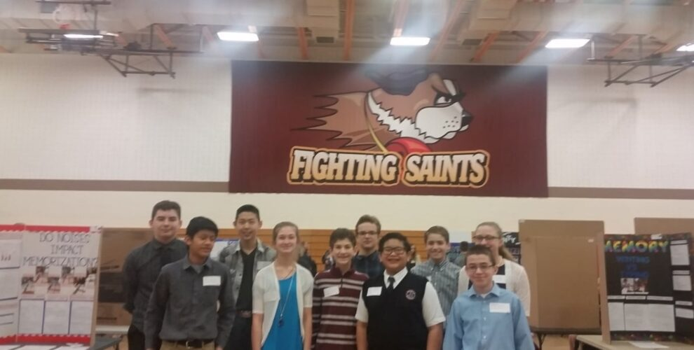 Noonan Academy Students Advance to State Science Fair Competition