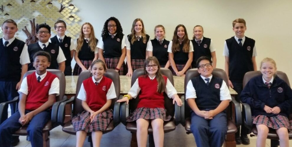 Noonan Elementary Academy Student Council Announced