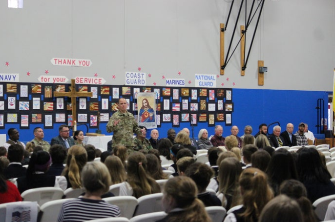 Noonan Elementary Academy Honors Veterans With Tribute