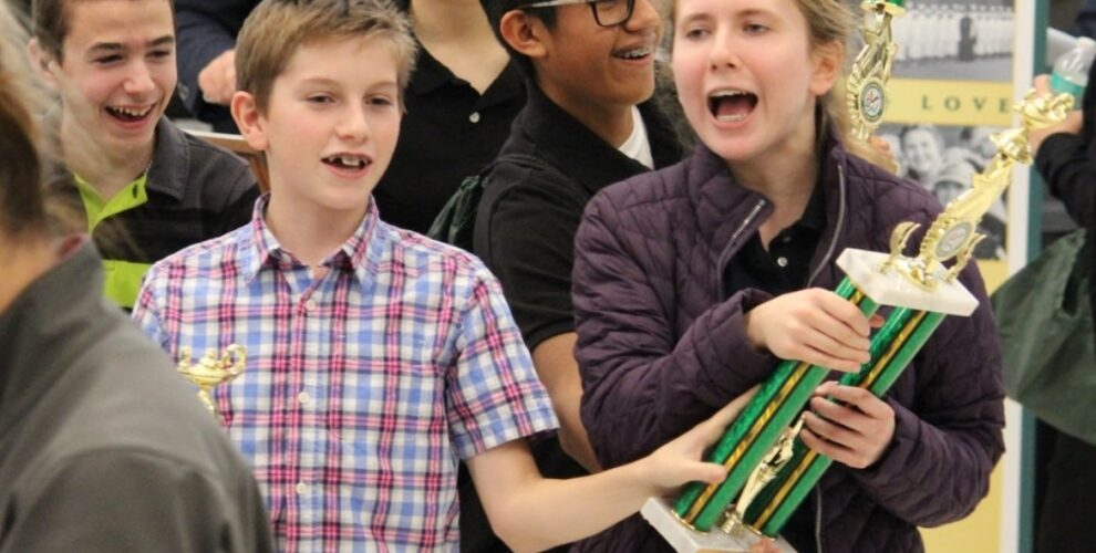 Noonan Elementary Academy Takes First at Academic Bowl