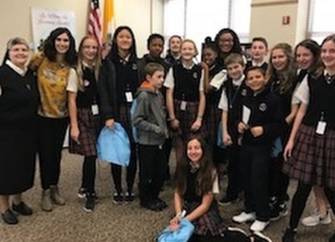 Noonan Elementary Academy Students Attend Vocation Conference